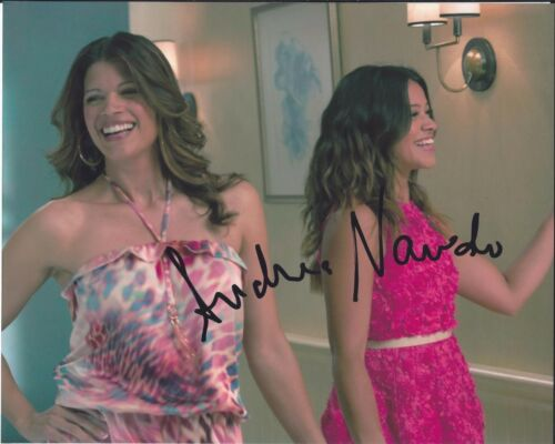 Andrea Navedo Signed Autographed 8x10 Photo Jane The Virgin 1B