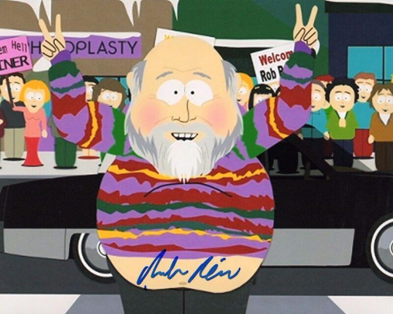 GFA South Park * ROB REINER * Signed 8x10 Photo EJ1 COA