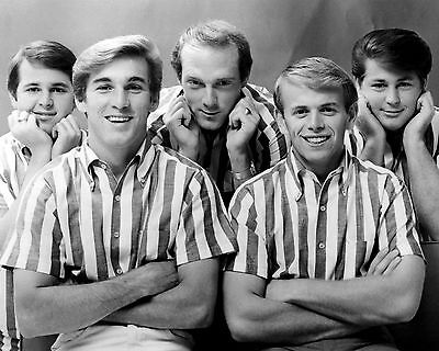 "Beach Boys 10"" x 8"" Photograph no 4"