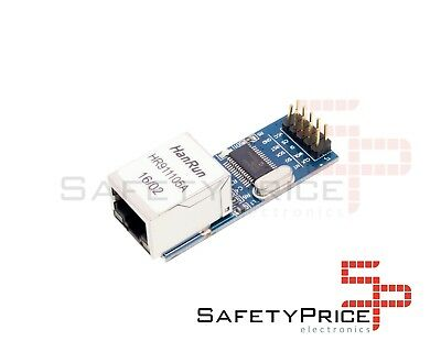 ENC28J60 Modulo Red Mini Ethernet Lan Modulo Arduino Avr Lpc STM3 Sp comprar usado  Enviando para Brazil