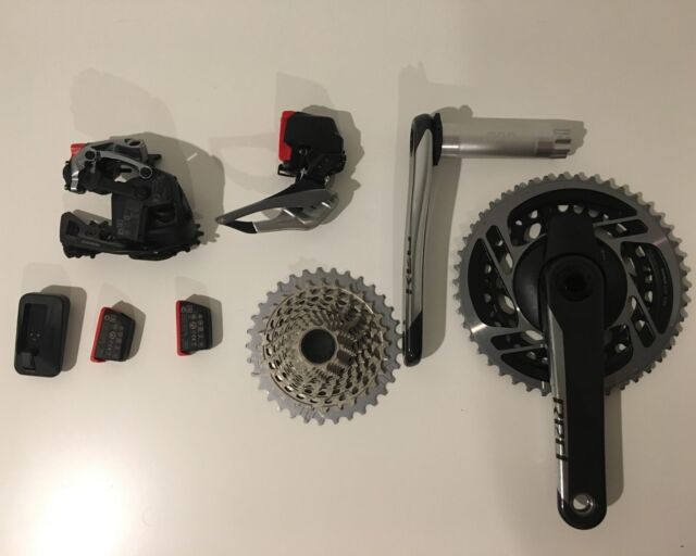 SRAM Red eTAP AXS 12 Speed | Bicycle Parts and Accessories
