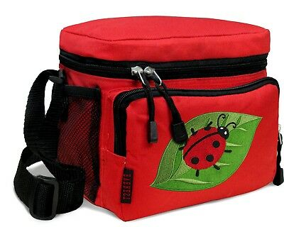 Cute LADYBUG Lunch BAG Lunchbox Coolers Bag Insulated Bags Lunchboxes BEST TOTES