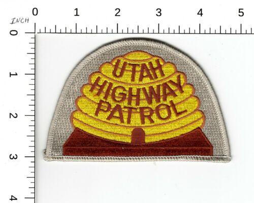 UTAH HIGHWAY PATROL POLICE PATCH UT