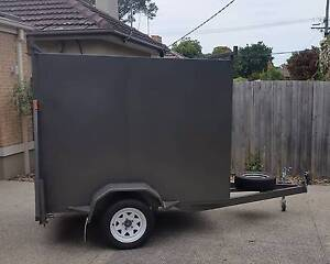 Trailer fully enclosed 7 x 5 x 5 Highett Bayside Area Preview