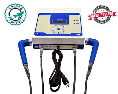 Pro Ultrasound Ultrasonic Therapy 1mhz 3mhz For Pain Relief Physiotherapy Unit