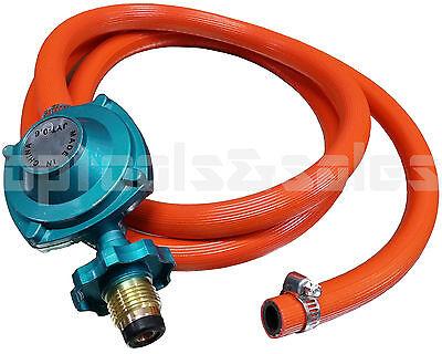 Lpg Regulator - 6ft Propane Regulator Hose Gas BBQ 4 Regular LPG Burners