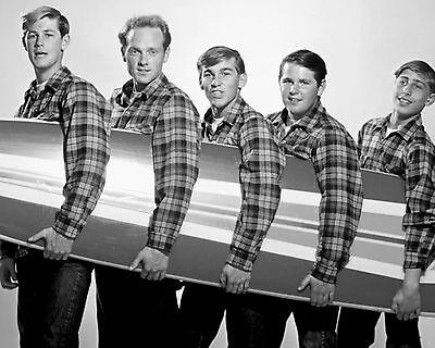 """Beach Boys 10"""" x 8"""" Photograph no 1"""