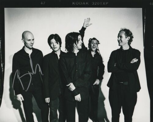 * BILLY HOWERDEL * signed autographed 8x10 photo * A PERFECT CIRCLE * 6