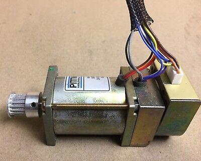 Motor Pittman 4441e016 24vdc With Encoder