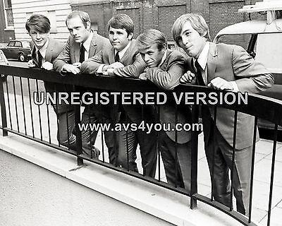 """Beach Boys 10"""" x 8"""" Photograph no 55"""