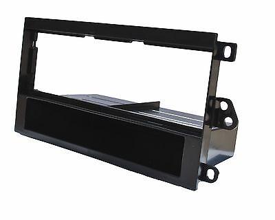 Stereo Install Dash Mount - Aftermarket Radio Stereo Install Mount Dash Kit Single Din Bezel Panel Adapter