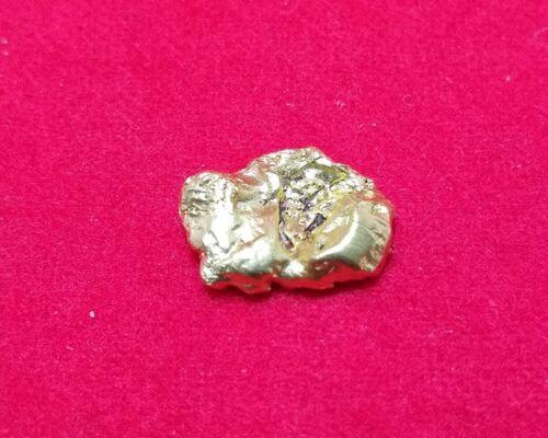 5.6 grams natural gold nugget