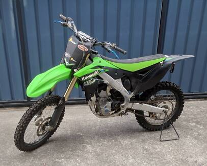 2013 KX250F 15hours on the clock
