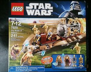 Leho Star Wars Battle of Naboo-241 pces