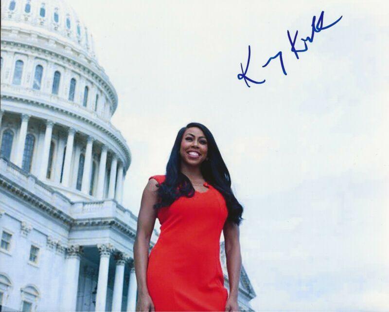 kim klacik, 8 x 10 Photo, Fox News, Baltimore, Political