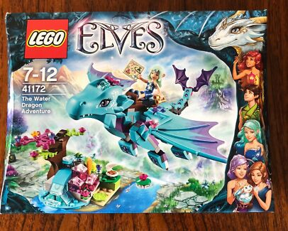 Lego Elves 41193 Aira and the song of the wind dragon - Brand new ...