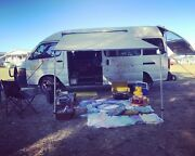 2000 Toyota Hiace Campervan - trade accepted Rockdale Rockdale Area Preview