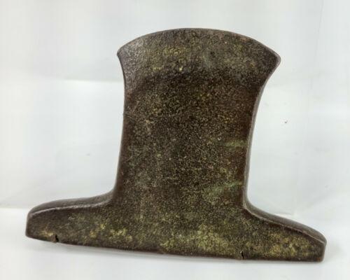 Antique Antiquity Greek Roman Hellenistic Bronze Axe Blade Head