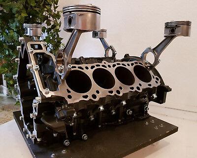 Mopar Dodge 4.7l V8 Motor Tisch Wohnzimmertisch mit LED Motortisch V12 V10 RAM, gebraucht gebraucht kaufen  Rosche