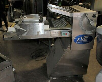 Used Lvo Dough Sheeter Moulder Model Sm24 Sn Sm24-0500-0580