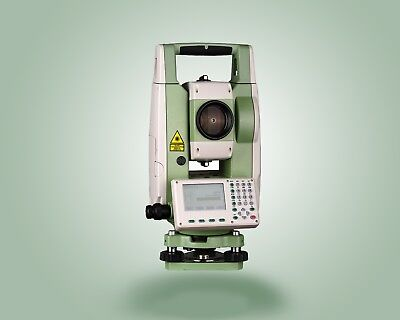 New Sanding Sts-762r6lc Reflectorless Total Station