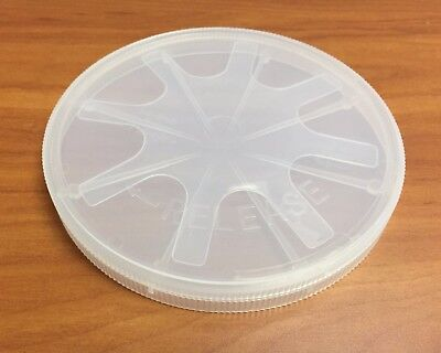 4 Diameter Single Wafer Carrier Pn Sp5-s4 Including Container Spring Cove