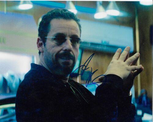 Adam Sandler Signed Uncut Gems 8x10 Photo  COA Autograph