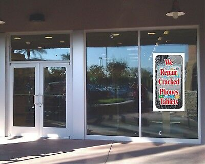 Cell Phone Repair Banner Business Advertising Sales Professional Banner 3 Ft