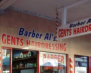 Barber Shop for Sale.  Ladies and Gents.  Maryborough Qld. Maryborough Fraser Coast Preview