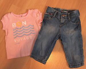 Lot de vêtements 3-6 mois