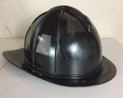 Morning Pride Bf2 Black Fire Firefighter Helmet Ht-bf2-hdo 2013