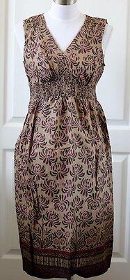 NWT Sleeveless Maternity Dress Small - Maternity Dress - Maternity Clothes