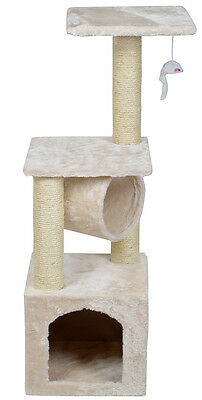 "36"" Deluxe Cat Tree Condo Furniture Scratcher Scratching Post Pet House Play Toy"