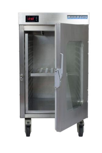 Blanket Warming Cabinet, Stainless Steel Construction,Medium Size(25 Blankets)