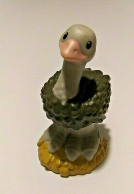 Fisher Price Little People Ostrich, Zoo Talkers, Mattel