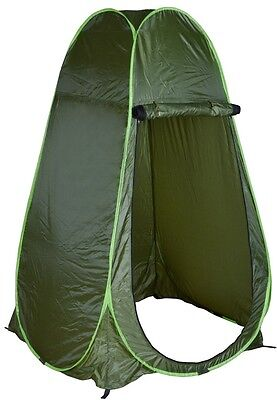 Portable Green Outdoor Pop Up Tent Camping Shower Privacy Toilet Changing Room