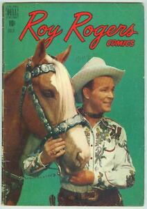 Roy-Rogers-19-July-1949-VG-Photo-cover