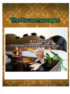 Deep tissue massage and relax massages