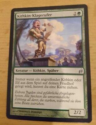 1x Kithkin-Klagerufer KITHKIN MOURNCALLER MTG Magic