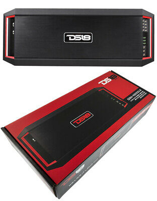Full Range Class AB 2 Channel Car Amplifier 2000 Watts DS18 GEN-X2000.2 ()