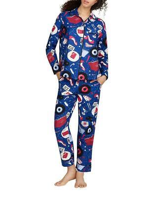 NWT Kate Spade New York Dream A Little Dream Pajamas Set sz XL $88