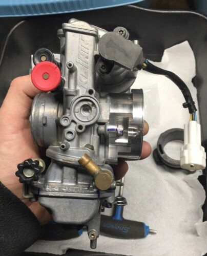 ULTRASONIC CLEANING SERVICE / KEIHIN FCR-MX DIRTBIKE CARBURETORS (SINGLE) FCR MX