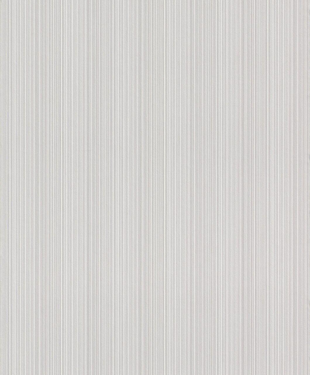 Rasch Non Woven Textured Wavy Lines Red Grey White Cream Waves Wallpaper 415421