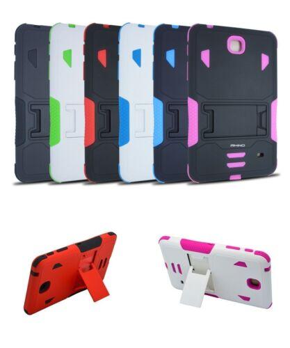 "For Samsung Galaxy Tab 4 7.0""/ 7-inch T230 Tablet Armor Rugg"
