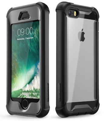 For iPhone SE / 5s / 5 Case, i-Blason Ares Full-Body Cover with Screen Protector