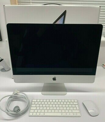 "Apple iMac A1418 21.5"" (4K Late-2015) 3.1GHz Core i5, 8GB RAM 256GB SSD (VGC)"