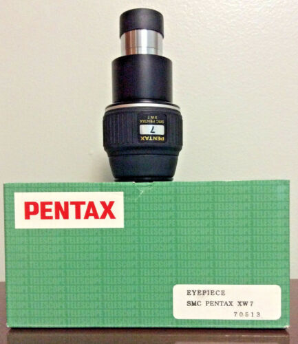 Pentax Eyepiece SMC XW-7 70513 in Very Good Used Condition