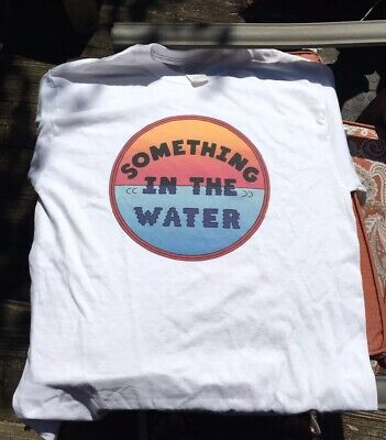 SITW 2019 Something in the water Pharrell Music Festival Merch T Shirt