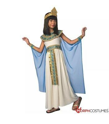 Girl's Cleopatra Costume by Morph Costumes |Size Large 9-11 | EUC](Cleopatra Costume Girls)
