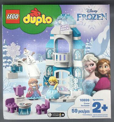 NEW LEGO DUPLO Disney Frozen Ice Castle 10899 Toy Building Set W LIGHT BRICK
